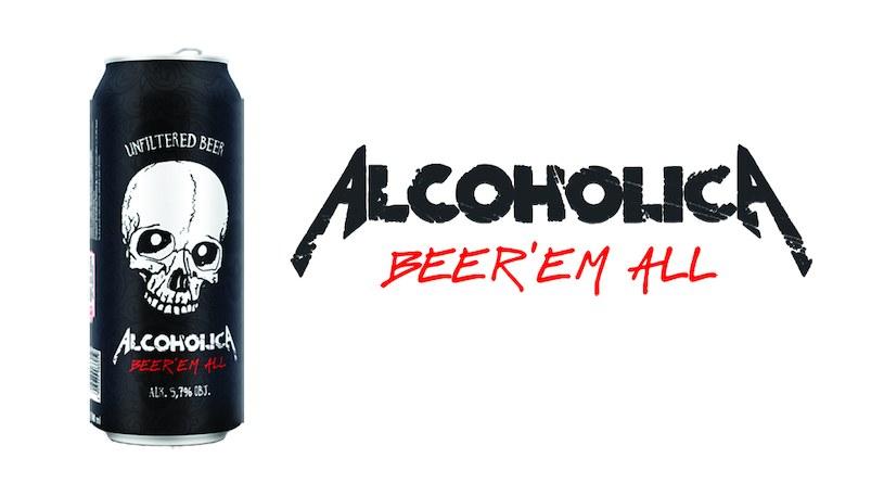 Kolejny polski wykonawca - po m.in. grupach Behemoth i J.D. Overdrive - doczekał się swojego piwa.