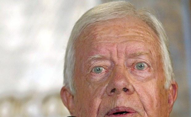 Jimmy Carter, były prezydent USA ujawnił, że jest chory na nowotwór. W specjalnym oświadczeniu ujawnił, że to rak wątroby z przerzutami.