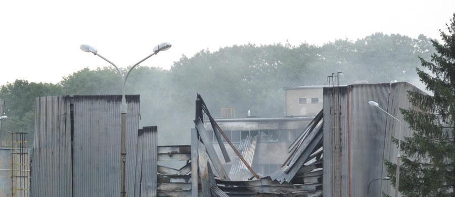 Podejrzewamy podpalenie – usłyszał nasz reporter od prezesa firmy Ilpea, której w nocy w Twardogórze spłonął magazyn z wyrobami z gumy. Zawiadomienie w tej sprawie trafiło już na policję.