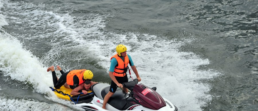 12-letnia dziewczynka utonęła w jeziorze Głębokim w Szczecinie. Do tragedii doszło na strzeżonej plaży.