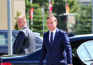 """Duda na linii z Poroszenką. Były gratulacje i zapewnienia o """"intensywnej współpracy"""""""