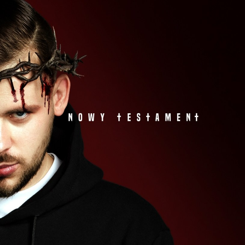 """18 września na półki sklepowe trafi czwarty album Dioxa pt. """"Nowy Testament"""". Płytę promuje utwór """"Król dyskotek""""."""