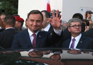 Andrzej Duda konsultuje się ws. dodatkowych pytań w referendum