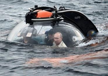 Władimir Putin zszedł na dno Morza Czarnego