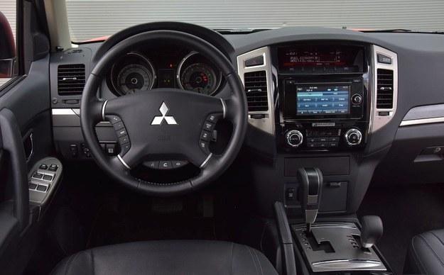 Mitsubishi Pajero 3 2 DID Instyle – test - Mobilna INTERIA w