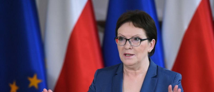Premier Ewa Kopacz ma nadzieję, że w najbliższym czasie spotka się z prezydentem Andrzejem Dudą. Chce z nim porozmawiać m.in. o składzie polskiej delegacji podczas szczytu Europa Środkowa-Chiny.