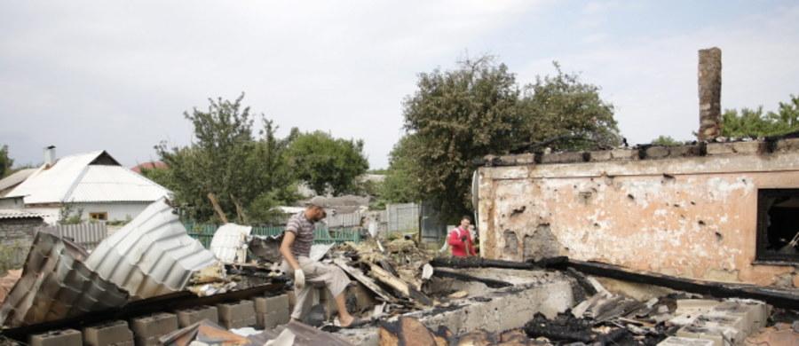 Ukraina kontynuuje prace nad tzw. europejskim wałem - systemem zabezpieczeń i umocnień wzdłuż granicy z Rosją. Ukraińska Państwowa Straż Graniczna poinformowała, że prace budowlane są obecnie prowadzone w obwodach czernihowskim i charkowskim.