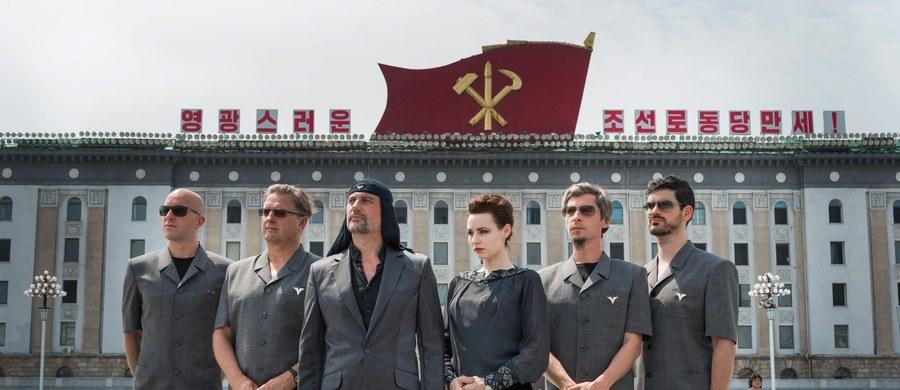W stolicy komunistycznej Korei Północnej swoje koncerty daje słoweński zespół Laibach. To pierwsi artyści z Zachodu w komunistycznym skansenie Kimów.