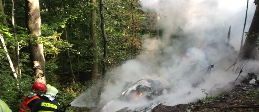 Do zderzenia dwóch samolotów doszło na Słowacji koło miejscowości Czerveny Kameń. Zginęło 7 osób. Akcja ratownicza prowadzona była w górach, w terenie leśnym.