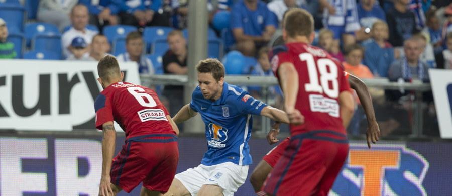 Lech Poznań pokonał na własnym stadionie Videoton Szekesfehervar 3:0 (1:0) w pierwszym meczu 4. rundy kwalifikacyjnej piłkarskiej Ligi Europejskiej. Rewanż rozegrany zostanie 27 sierpnia na Węgrzech.