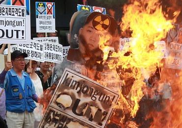 "Korea Północna grozi. ""Jedna bitwa, morze płomieni"""