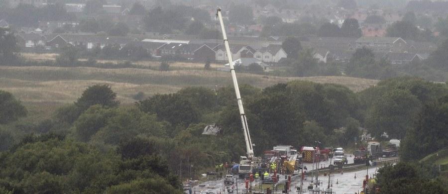Brytyjski Urząd do spraw Lotnictwa Cywilnego zaostrzył regulamin pokazów lotniczych. To reakcja na sobotnią katastrofę odrzutowca na południu Anglii.