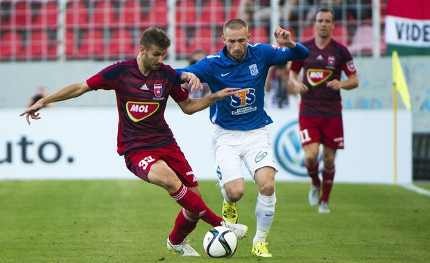 Piłkarze Lecha Poznań pokonali na Węgrzech Videoton Szekesfehervar 1:0 (0:0) w rewanżowym spotkaniu 4. rundy kwalifikacyjnej Ligi Europejskiej i awansowali do fazy grupowej. Pierwszy mecz mistrzowie Polski wygrali 3:0.