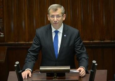 Krzysztof Kwiatkowski zrzekł się immunitetu