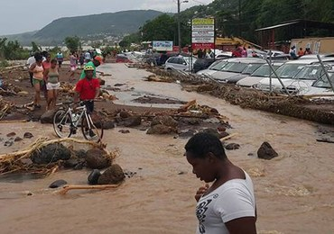 Tragiczny bilans tropikalnego sztormu