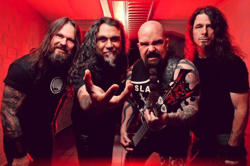 """Slayer opublikował właśnie nowy utwor """"Cast The First Stone""""."""