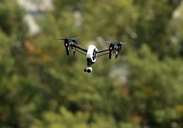 Eksperci zbadają drona, który latał w okolicach lotniska Chopina