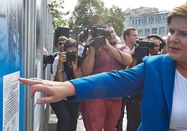 Beata Szydło: Ws. uchodźców nie myśli się o przyszłości, nie ma rozwiązań systemowych
