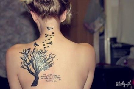 Tatuaże Na Plecach Forum Mobilna Interiapl