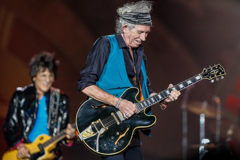 """Gitarzysta The Rolling Stones w wywiadzie dla """"New York Daily News"""" wielokrotnie zaskakiwał."""