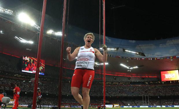 Anita Włodarczyk została najlepszym Sportowcem Sierpnia w plebiscycie słuchaczy RMF FM i czytelników Interii.pl. Polska młociarka zdobyła ponad połowę Waszych głosów.