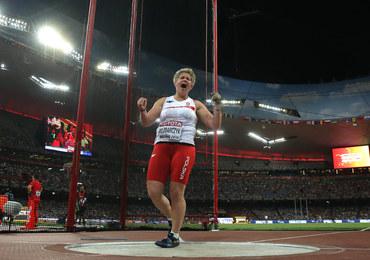 Anita Włodarczyk Sportowcem Sierpnia w plebiscycie RMF FM i Interia.pl!