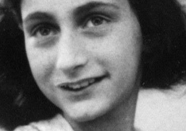 Jej dziennik stał się świadectwem Holocaustu. 71 lat temu do obozu Auschwitz trafiła Anne Frank