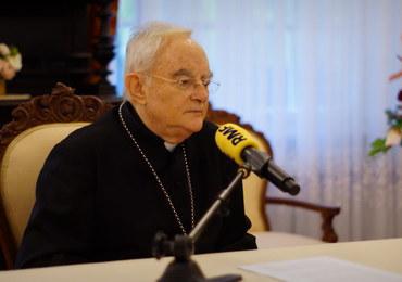 Abp Hoser: Uchodźcy? Europa będzie muzułmańska. Polski ten problem nie ominie