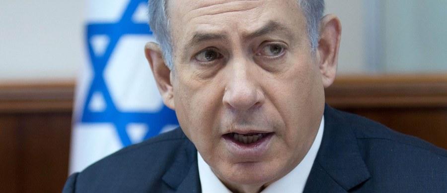 """Izrael nie chce imigrantów z  Syrii i Afryki. """"Nie pozwolimy, aby nasz kraj został zalany falą nielegalnych uchodźców i terrorystów"""" - powiedział premier Benjamin Netanjahu. Ogłosił też, że Izrael na granicy z Jordanią postawi ogrodzenie."""