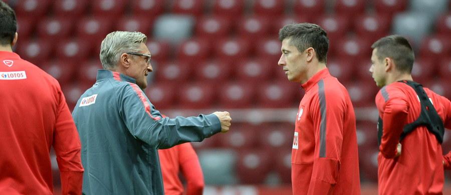 """""""Nie ma czegoś takiego, że spodziewamy się łatwego meczu"""" - powiedział selekcjoner piłkarskiej reprezentacji Polski Adam Nawałka przed poniedziałkowym meczem z Gibraltarem w eliminacjach Euro 2016."""