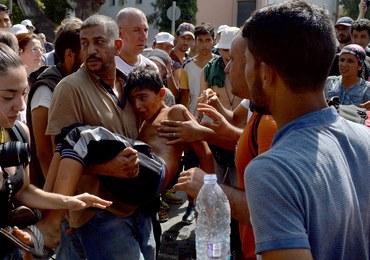 Dramatyczna sytuacja na Lesbos. Do greckich wysp docierają kolejni uchodźcy