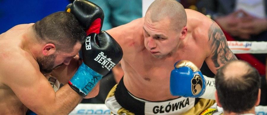 Krzysztof Głowacki, mistrz świata federacji WBO w bokserskiej wadze junior ciężkiej, przeszedł we wtorek w Warszawie dwa zabiegi chirurgiczne lewej ręki. Treningi wznowi za 6-7 tygodni.