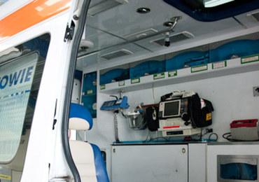 Resort infrastruktury nie pomoże ratownikom medycznym