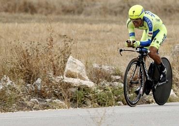 "Vuelta a Espana: Świetna jazda Bodnara, spadek Majki w ""generalce"""