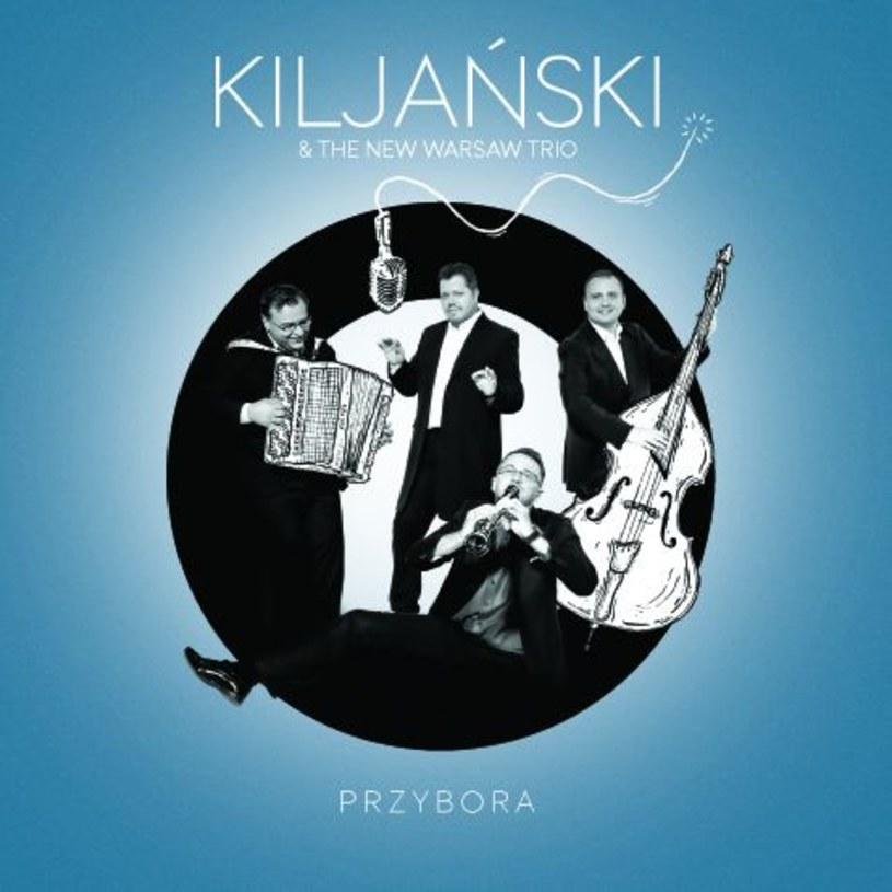 """9 października ukaże się nowy album Krzysztofa Kiljańskiego & The New Warsaw Trio zatytułowany """"Przybora""""."""