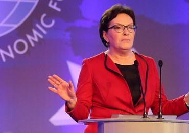 Ewa Kopacz: Problem uchodźców to problem nie tylko obecnego rządu