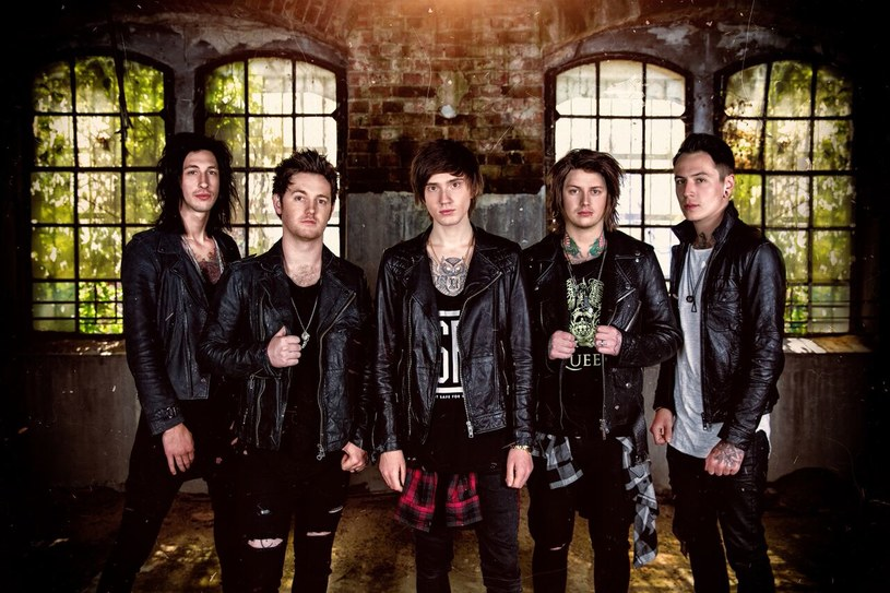 Metalcore'owcy z angielskiej grupy Asking Alexandria w październiku ponownie odwiedzą nasz kraj.