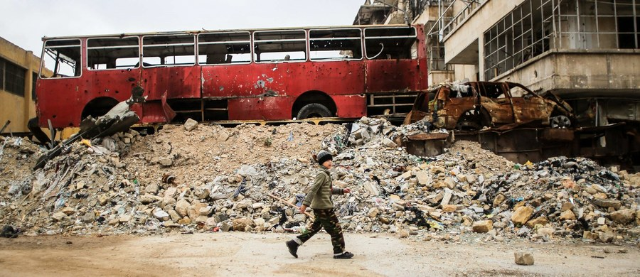 Szef rosyjskiej dyplomacji Siergiej Ławrow potwierdza, że żołnierze tego kraju są w Syrii. Jednocześnie kategorycznie zaprzecza, by brali oni udział w walkach.
