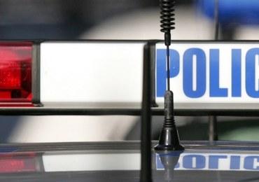 Napad na firmę kurierską w Krakowie. Trwa policyjny pościg