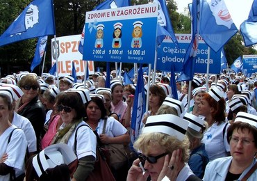 Ministerialne obiecanki cacanki. Marian Zembala nie dotrzymał obietnicy danej pielęgniarkom