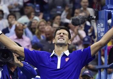 Novak Djokovic zwycięzcą US Open