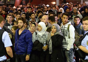 Wicekanclerz Niemiec: W tym roku do Niemiec może przybyć nawet milion uchodźców