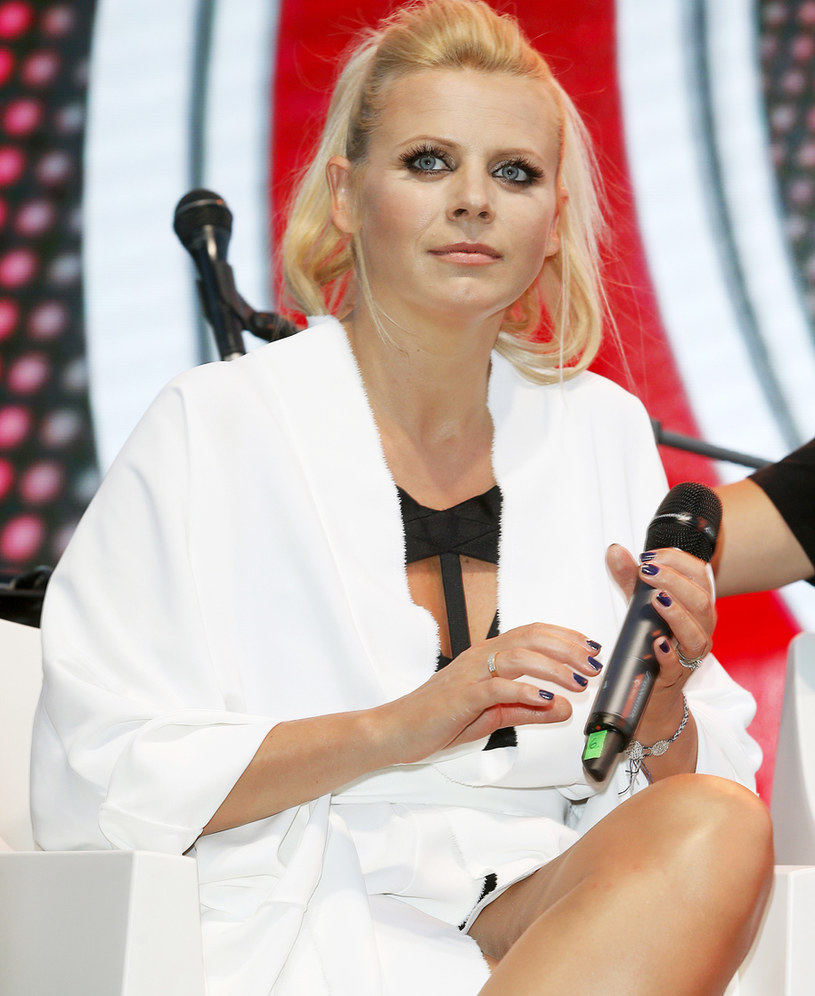 """Po krótkiej nieobecności wróciła na fotel jurora. Maria Sadowska zdradza, co zrobić, by dojść do finału """"The Voice of Poland"""" oraz jak układa się jej współpraca z byłymi uczestnikami programu."""