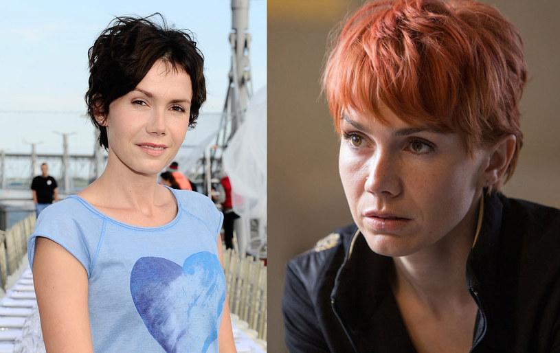 Aktorka w ciągu ostatnich kilku miesięcy wcieliła się w trzy zupełnie różne i niebanalne postaci: od dilerki narkotyków do pracownicy korporacji. Twierdzi, że wszystkie te role były dla niej wyzwaniem, a swoje bohaterki uwielbia i oddaje im się całkowicie. Mam szczęście, że wygrywam castingi do ról, które bardzo mnie interesują - mówi Olga Bołądź.