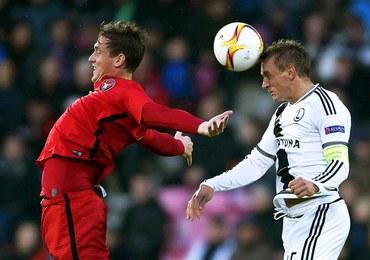 Piłkarze Legii Warszawa przegrali w Danii z FC Midtjylland