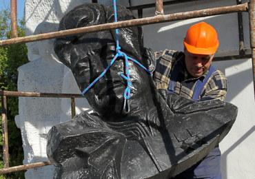 Rosjanie o demontażu pomnika generała Armii Czerwonej: To barbarzyństwo