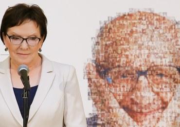 Ewa Kopacz ostro o Nowoczesnej: Głos oddany na Petru zwiększa szanse PiS