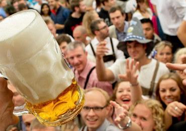 Ruszył 182. Oktoberfest - Miłośnicy piwa świętują