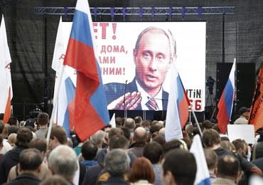 Moskwa: 6 tys. osób na antyputinowskim proteście