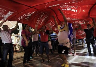 Syriza wygrywa wybory w Grecji, ale potrzebna będzie koalicja